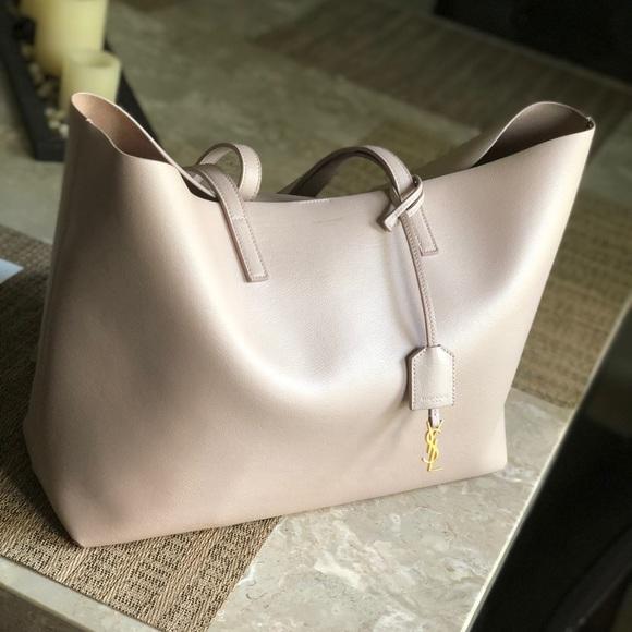 e0d39b69bfa Yves Saint Laurent Pink Shopping Bag. M_5b477acb34a4ef083c9bbf15